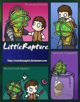 Bioshock: LittleRapture by wandamagick