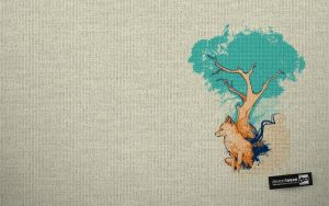 Foxy_Wallpaper by deviantARTGear