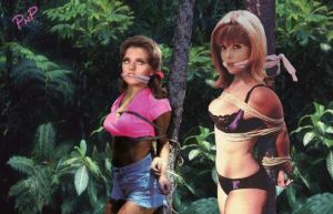 PNP Gilligan's Island Mary Ann and Ginger by ArtT1000