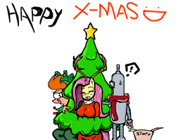 Merry X-mas! by TheRealFry1