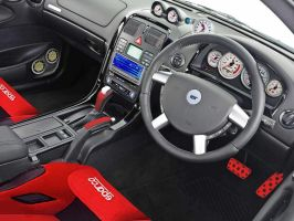 HDT Monaro Interior by hotrod32