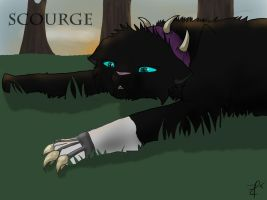 Scourge - They hate me, so I hate them too by Espenfluss