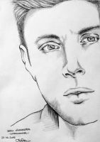 Dean Winchester by case15