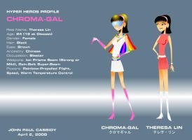 Chroma-Gal - 2008 Edition by ryuuseipro