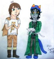 Those Cat Lovers APH+HS by SapphyreEdge72395