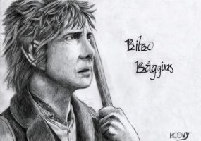 Bilbo Baggins by Moonyasha93