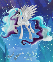 Frost Heart MLP OC by MoonPhoxx