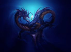 RIFT- Water Colossus by aasca