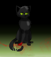 Hollyleaf Is Frozen by Field-Of-Roses