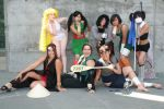 snj gathering at Fanime 07 by fluffy4you