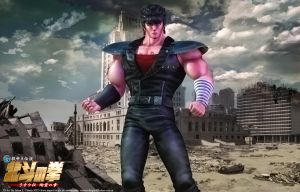 Kenshiro 199X Wallpaper by asgard-knight