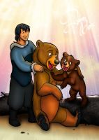 Brother Bear -  New beginnings by DreamBox24
