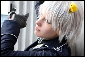 Hetalia - Prussia - AWESOME by NanjoKoji