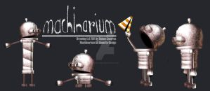 Machinarium by Crazy-Teddy