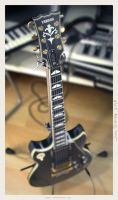 The les Paul Killer by siquier