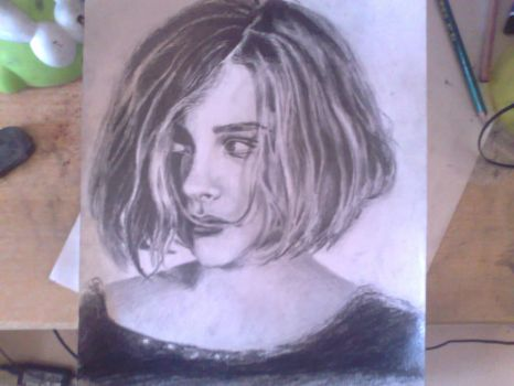 Sketch of ChloeGraceMoretz~~! by fantafiction