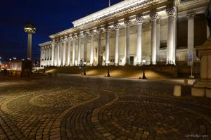 St George's Hall by Red-Smurfette