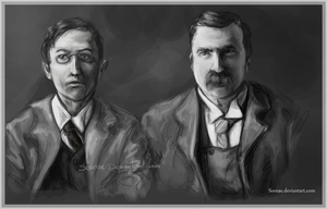 plunkett and connolly by Seenae