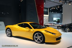 New Ferrari 458 unveiled by arthobald