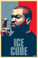 Ice Cube by DemircanGraphic