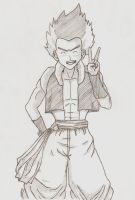 Young Gotenks by Lazaer