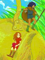The Borrower Arrietty by shivainu