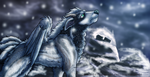 Commission for Ronie on FP by Stealfang-FP