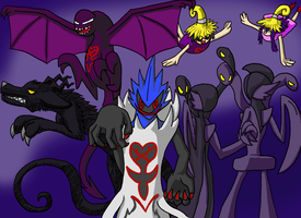 Heartless Group Pic by Bandana-Pheonyx