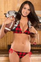 Twin Peaks Football Promo Webster by Enigma-Fotos