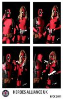 HAUK Deadpool Corps by Inuyomi