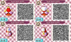 AppleWhite (Ever After High) - Animal Crossing NL by KaitlechVonDraconius