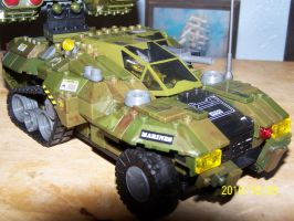 UNSC Wolverine 13 by coonk9