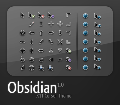 obsidian by firstfooter