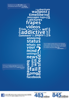 Typographic Facebook by MadDesign