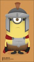 Ang Minion by kaicastle