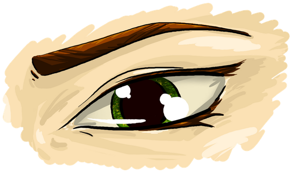 Eye practice by Faeliscity