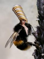 Miss Bee Hive by ChrissieCool