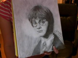 Harry Potter by BrittanyAnnxOx