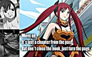 Erza, Move On by Xela-scarlet