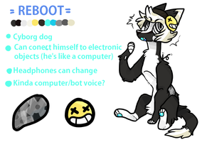 Reboot Ref by silly-sweetness