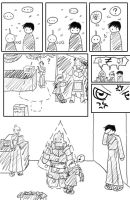 Elricest Christmas Comic - 2 by arivess
