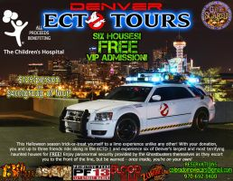Ecto Tours Flyer by Boomerjinks