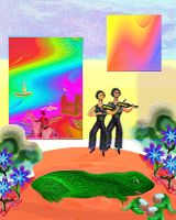 LUFT-LOVE, Dance with me-2 by LUFT-CAVERZNOVICH