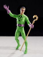 LEGENDS OF GOTHAM CITY: The Riddler Custom Figure by darklord1967