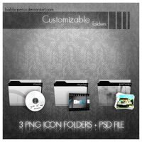 Customizable Folders by Bobbyperux