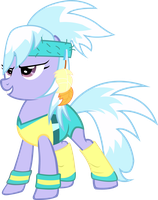 Cloudchaser on aerobics has just started by sunran80