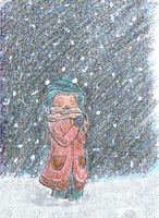 If in a snownight by Freaky12