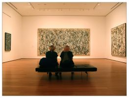 Pollock and Folk by JustinConeen