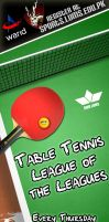 Table Tennis Standee by Rasibali