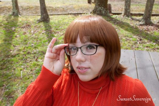 SUNSETSOVEREIGN as VELMA DINKLEY by megadevianttron
